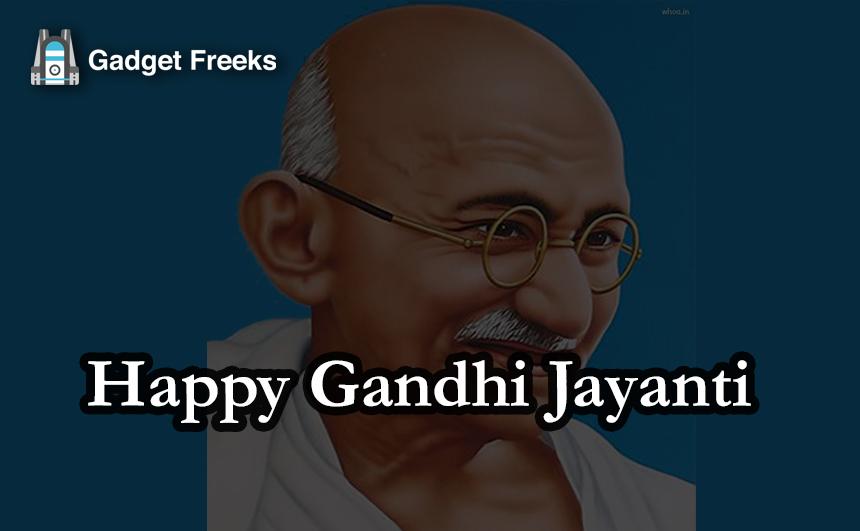 Gandhi Jayanti Pics