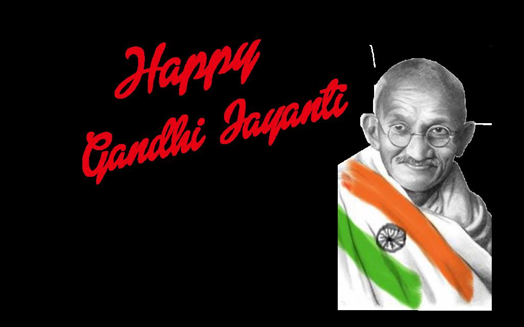 Gandhi Jayanti Stickers