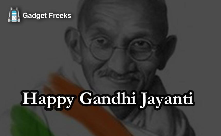 Gandhi Jayanti Wallpapers