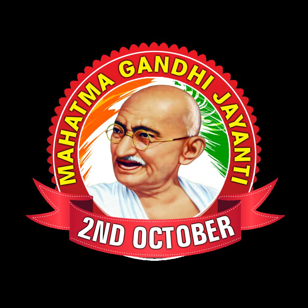 Gandhi Jayanti Whatsapp Stickers