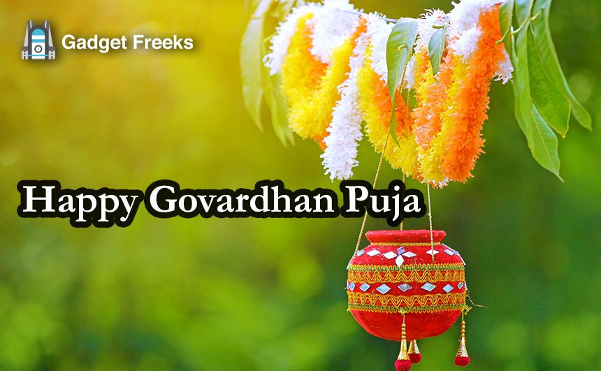 Govardhan Puja Cards