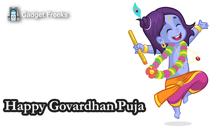Govardhan Puja Images for Whatsapp