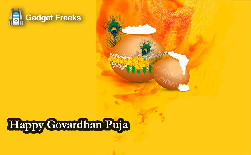 Govardhan Puja Pics