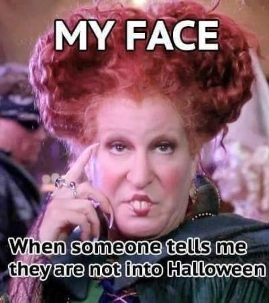 Halloween 2019 Memes for Instagram