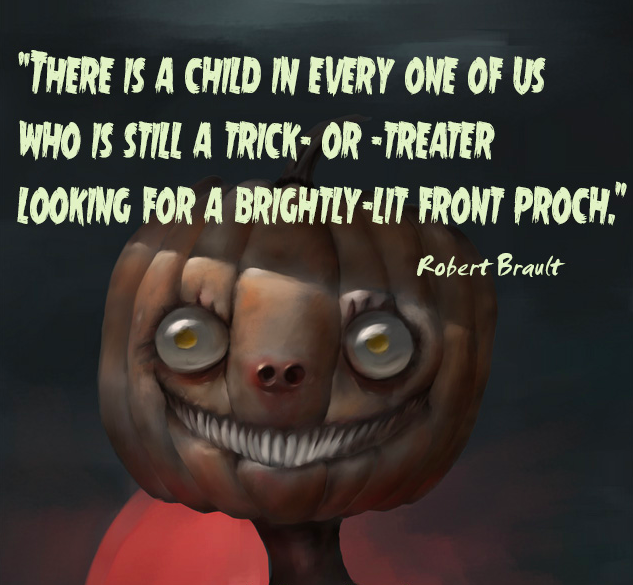 Halloween Thoughts
