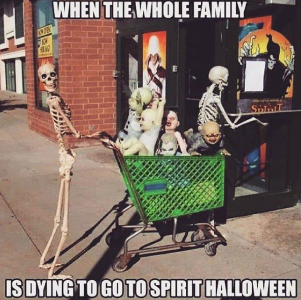 Halloween memes funny