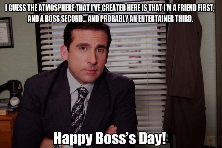 Happy Boss Day Memes