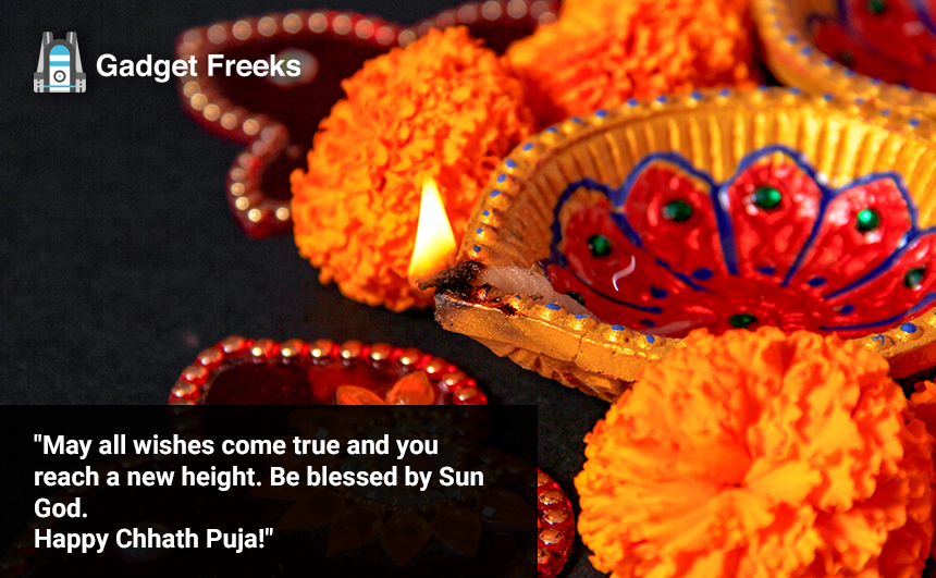 Happy Chhath Puja Messages