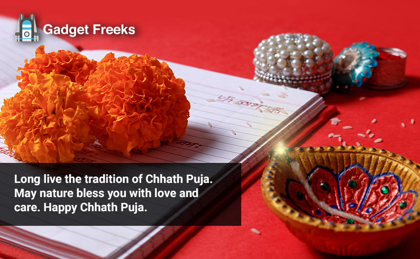 Happy Chhath Puja Quotes
