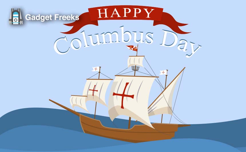 Happy Columbus Day 2019: Images, GIF, Pictures, Photos to ...
