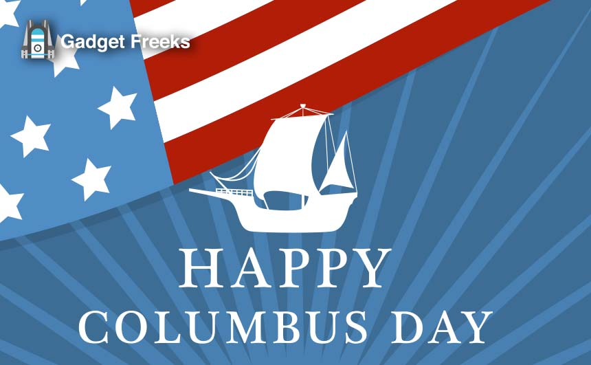 Happy Columbus Day Pictures