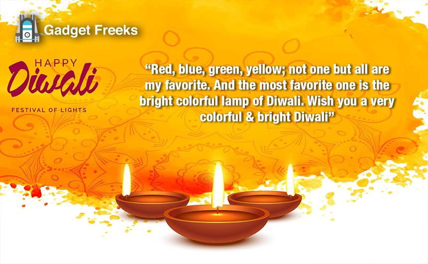 Happy Diwali 2019 Messages