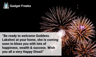 Happy Diwali Fireworks & Crackers