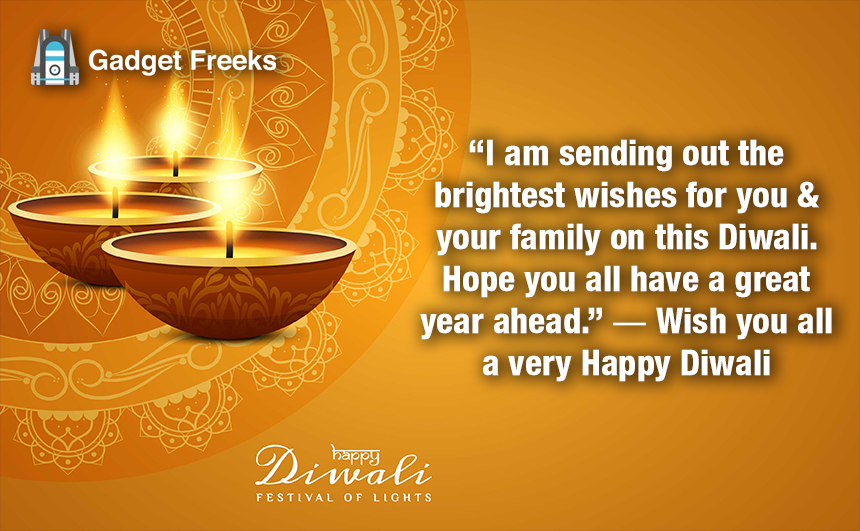 Happy Diwali Messages for Friends & Family