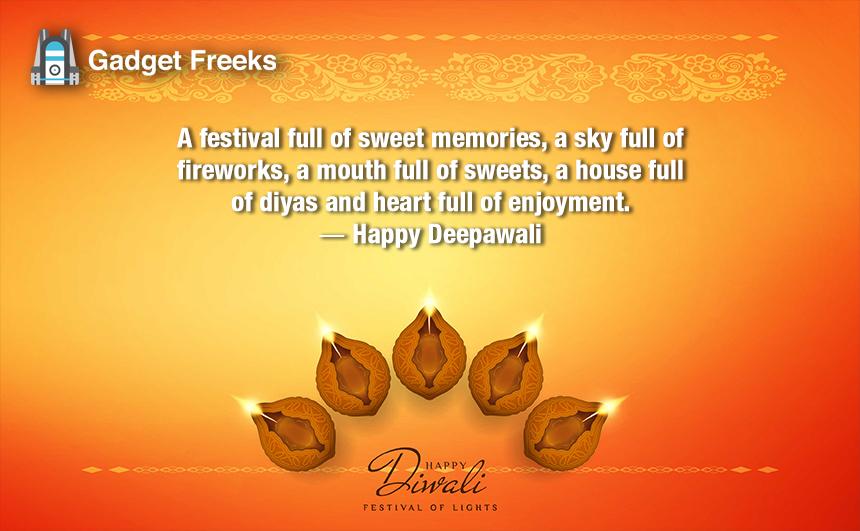Happy Diwali Messages for Girlfriend & Boyfriend