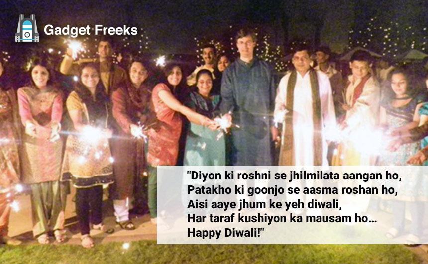 Happy Diwali Shayari for Lovers, Boyfriend & Girlfriend