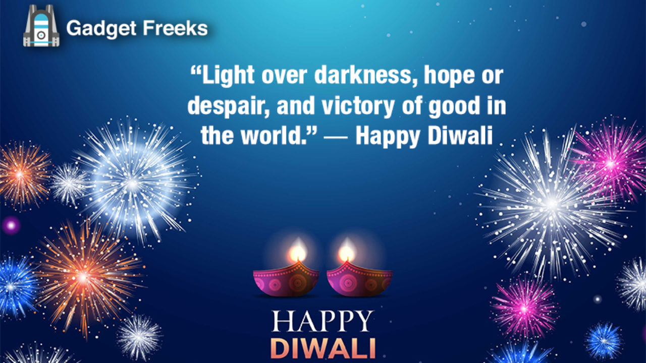 Happy New Year Diwali Wishes 75