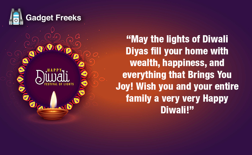 Happy Diwali Wishes for Client & Customers