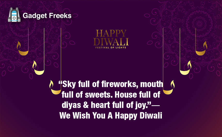 Happy Diwali Wishes for Lovers, Boyfriend & Girlfriend