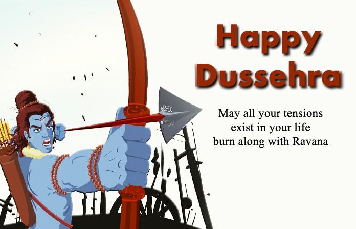 Happy Dussehra Captions