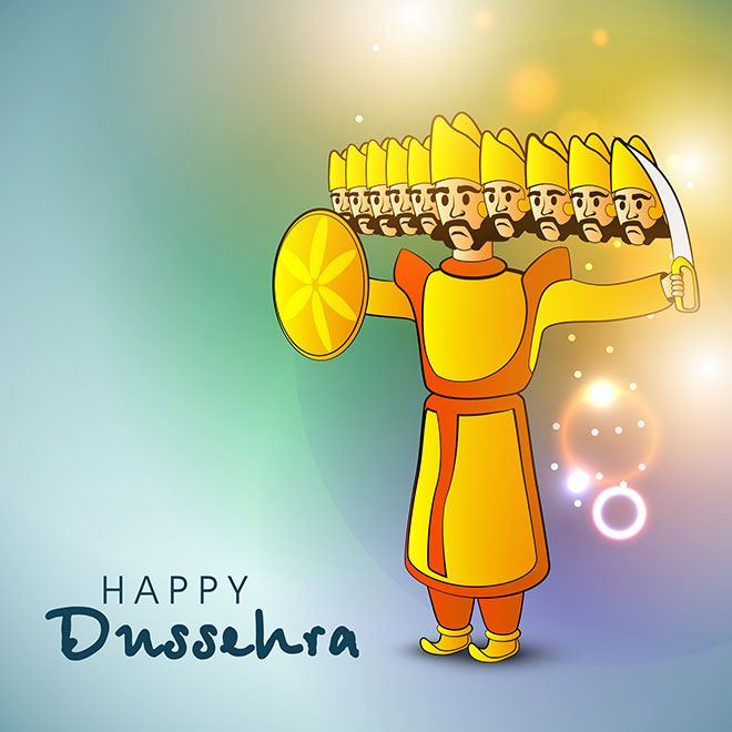 Happy Dussehra DP