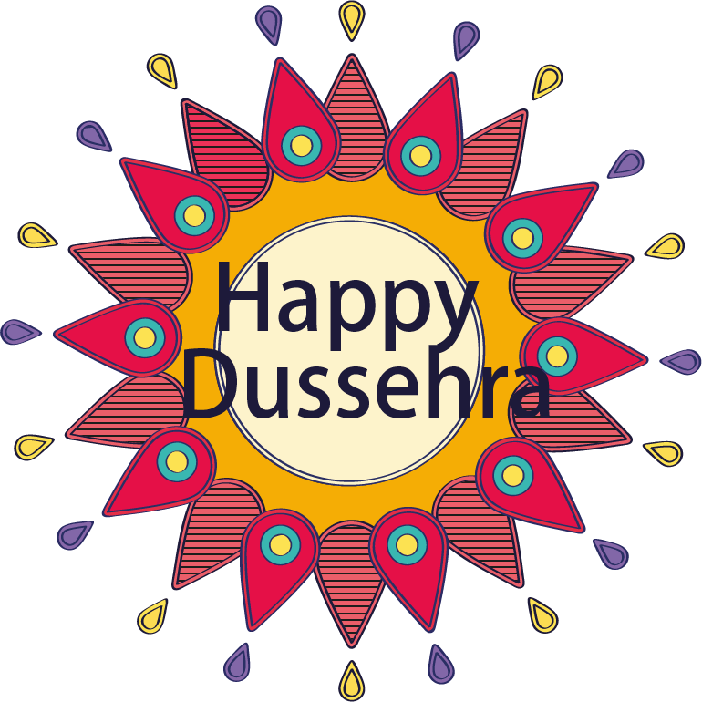Happy Dussehra Stickers