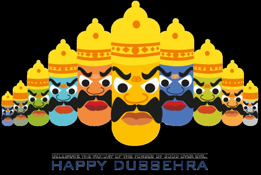 Happy Dussehra Whatsapp Stickers