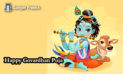 Happy Govardhan Puja 2019