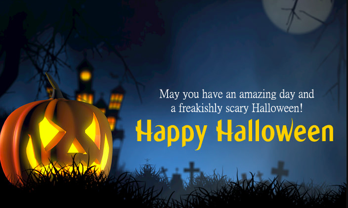 Happy Halloween 2019 Wishes