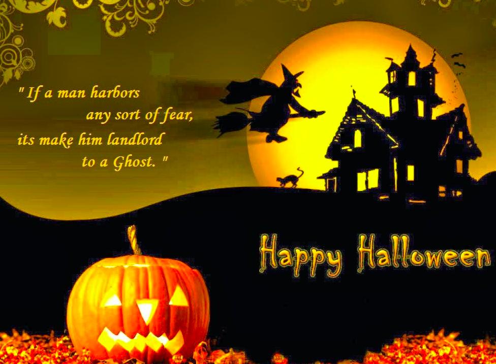 Best Happy Halloween 2019 Messages, Whatsapp Status \u0026 SMS