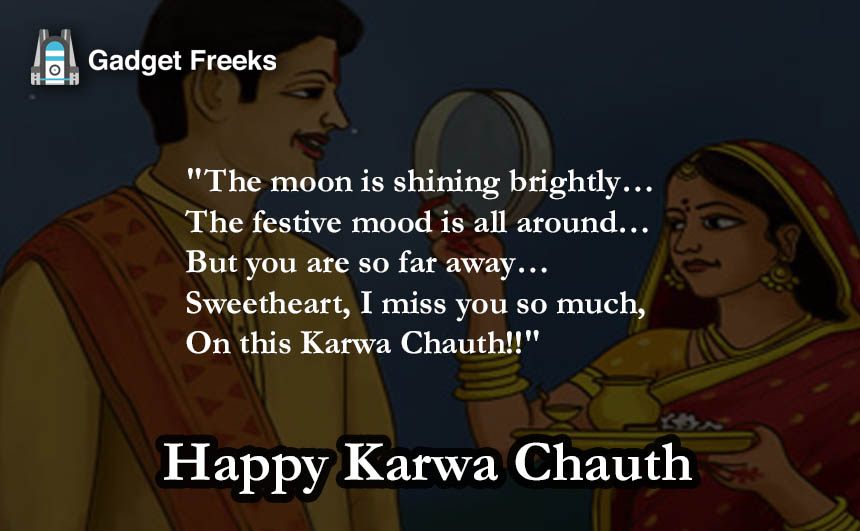 Happy Karwa Chauth Greetings