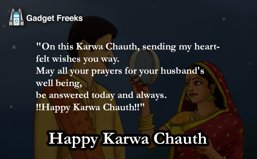 Happy Karwa Chauth Poems