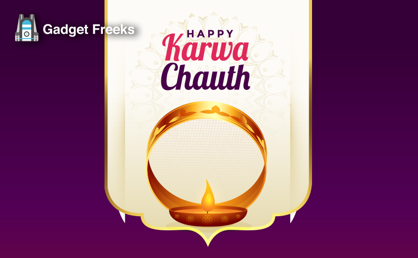 Karwa Chauth Images for Wife