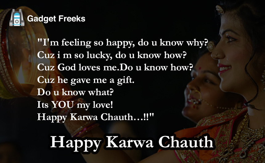 Karwa Chauth Poems