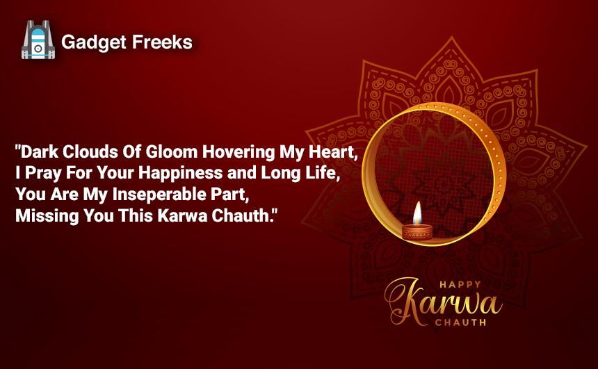 Karwa Chauth Status for Whatsapp