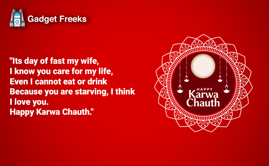 Karwa Chauth Status for Wife, Husband, Couples & Lovers