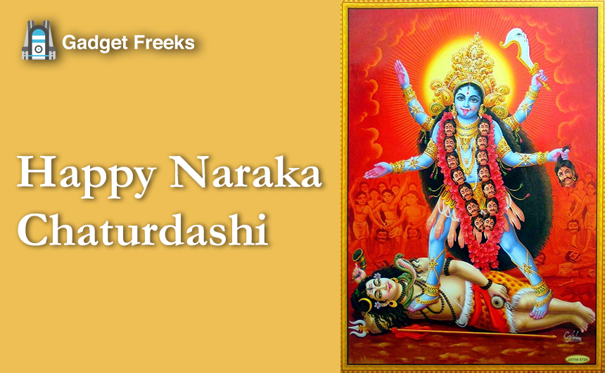 Narak Chaturdashi Images