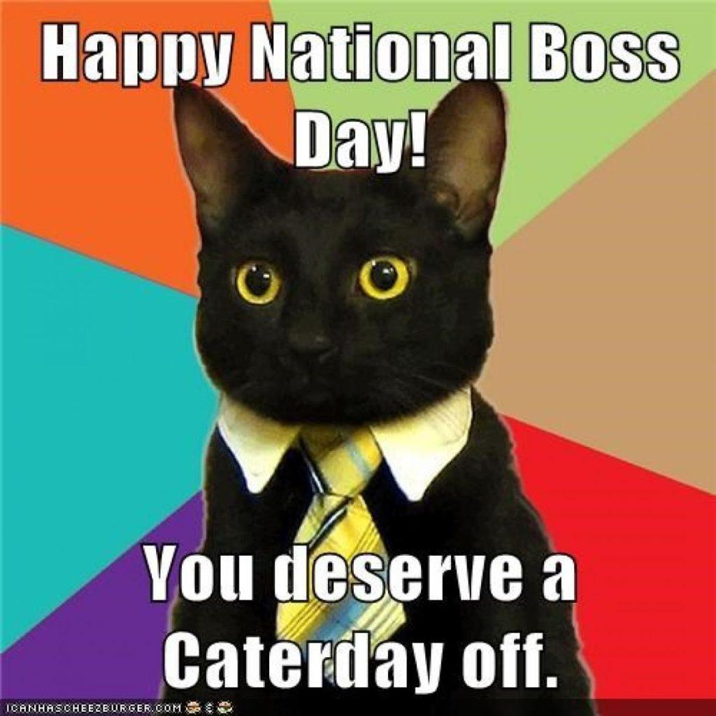 National Boss Day Memes