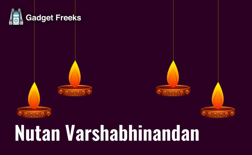 Nutan Varshabhinandan Images for Whatsapp