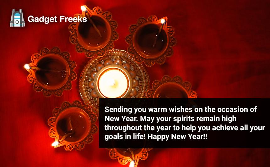 Happy New Year Nutan Varshabhinandan Images 9