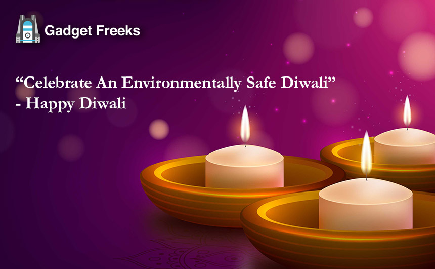 Safe & Eco-Friendly Diwali Slogans