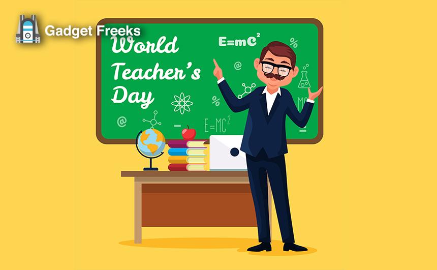 World Teacher's Day Wallpapers