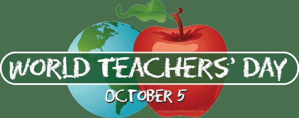 World Teachers Day 2019 Stickers