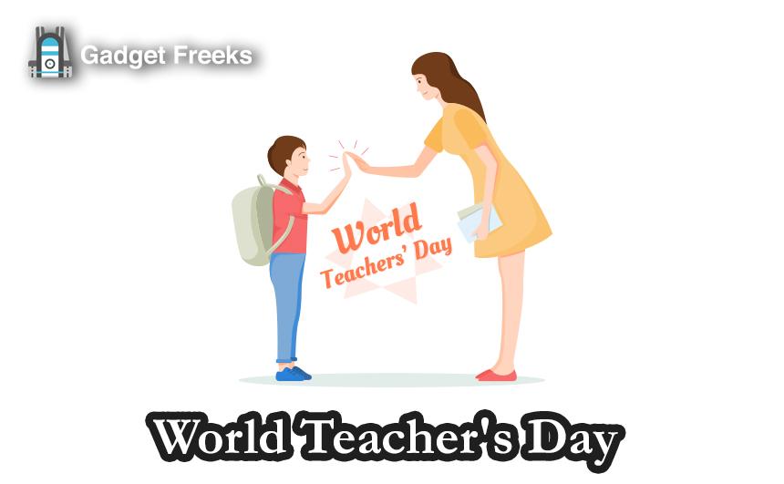 World Teacher's Day 2019