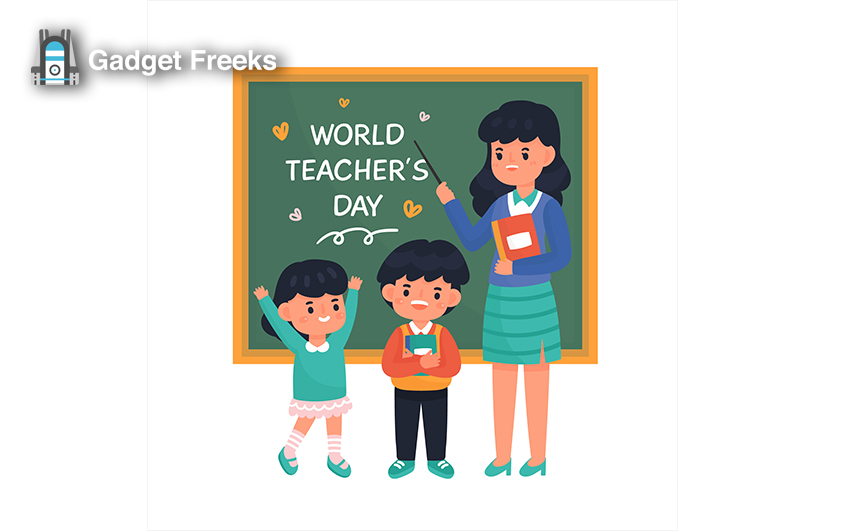 World Teachers Day Images 2019