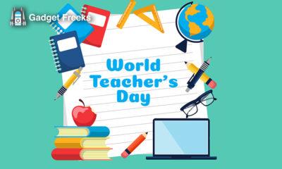 World Teacher's Day Images