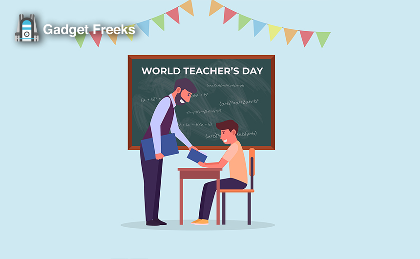 World Teachers Day Images HD
