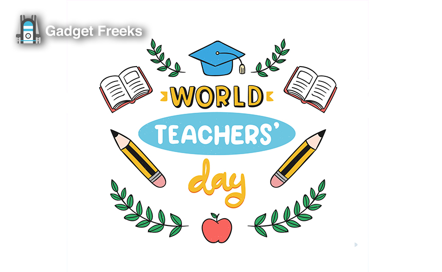 World Teacher's Day Images for Whatsapp
