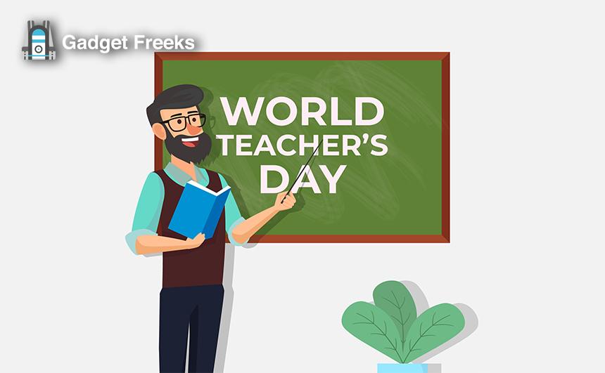World Teachers Day Wallpapers