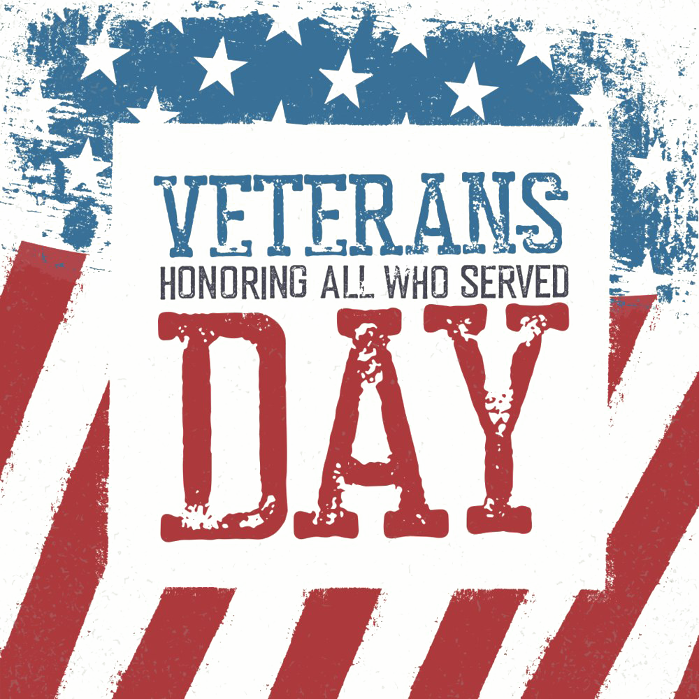 Happy Veterans Day Clipart